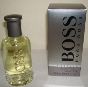 Dlouhodobě nejoblíbenější pánský parfém Hugo Boss No.6, zdroj: wikipedia.org